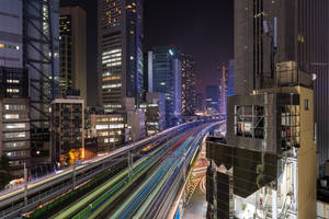 Fiber-optic Metropolis by burningmonk