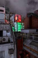 Neon Noir by burningmonk