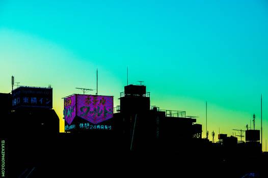 Neon Sleep