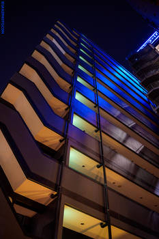 Neon Highrise