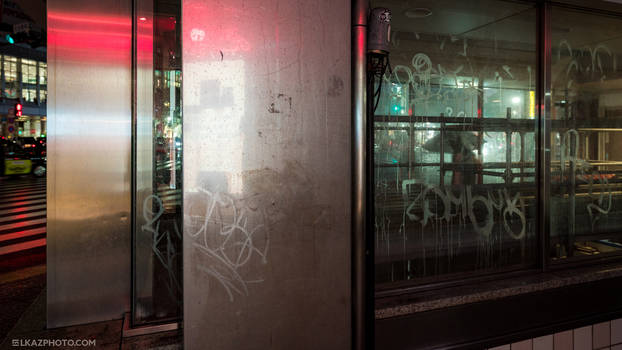 Glass Graffiti