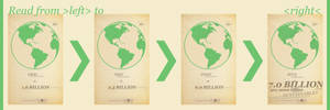 World Overpopulation Posters