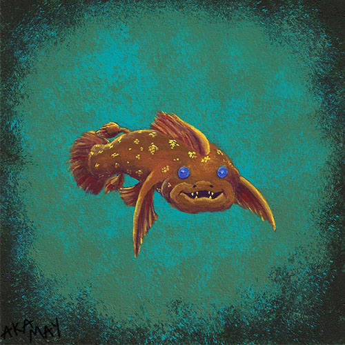 Coelacanth (RA entry) by MayakaEd