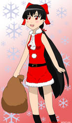 Akame is ready for Christmas