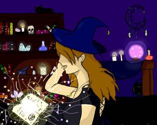 Witch by xXSamCrossXx