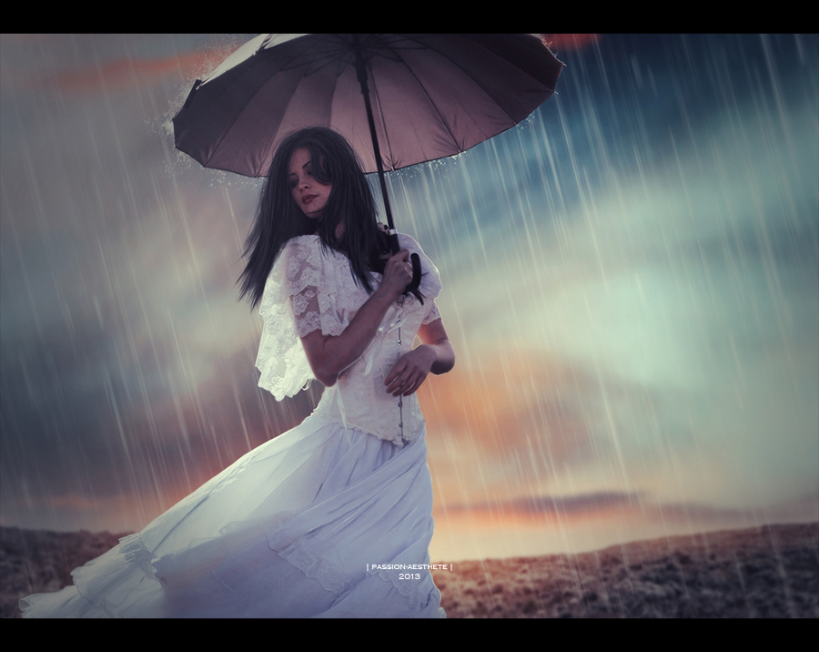 The Beat of Rain by passion-aesthete