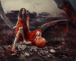 Halloween's spirit