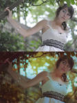 Portrait Retouch of Astree by Stock-Foto-Graf-Hi