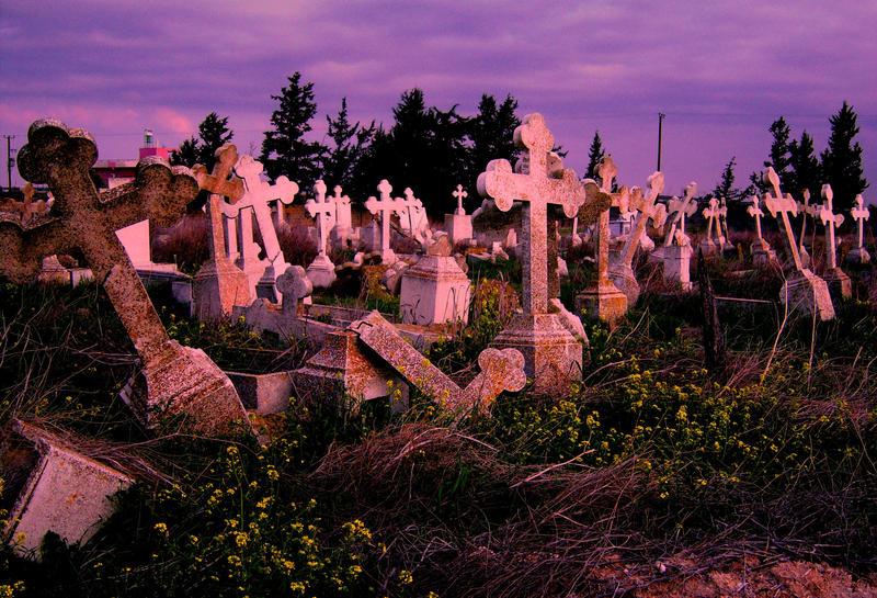 cemetery by aliemraharp
