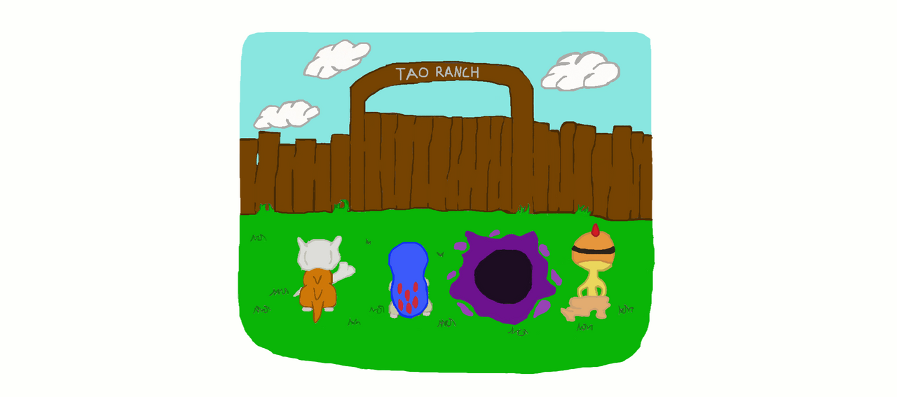 M4 SM2 Part1: Tao Ranch by OneOfLifesMysteries