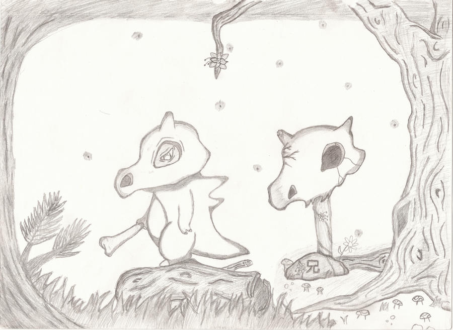 PMD Origins Part 1: Farewell by OneOfLifesMysteries