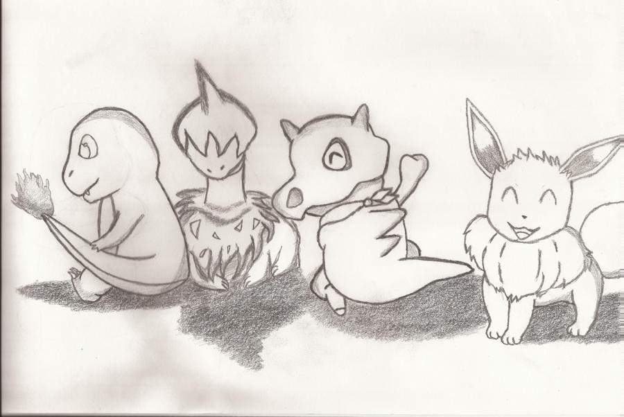 The Gangs All Here by OneOfLifesMysteries