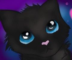 Kitty Cat by RainbowTimber