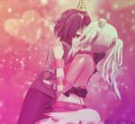 :::MMDxFNAFSL Lovely kiss:::(RQ)
