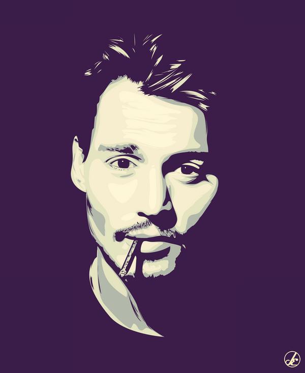 Deep inside Johnny by JereekEspiritu