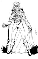 Jareth The Goblin King by shivadestroyer