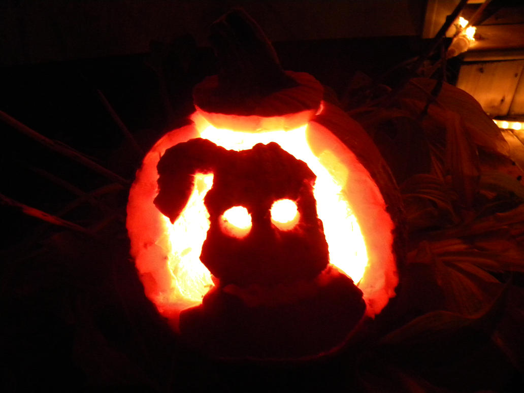 Oogie boogie pumpkin by rainbowantidote on deviantart oogie boogie pumpkin by rainbowantidote pronofoot35fo Images