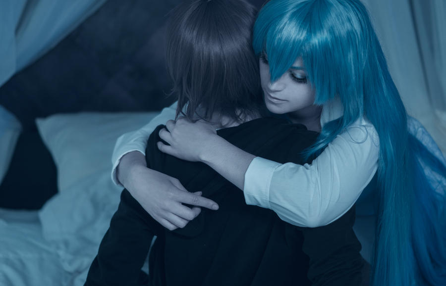 Tatsumi and Esdeath by 696olesya