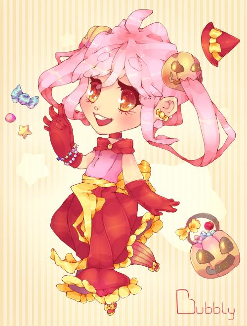 Yummy yummy candy! by BubblyBlu