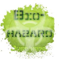 Bio Hazard Stain by Plofeu