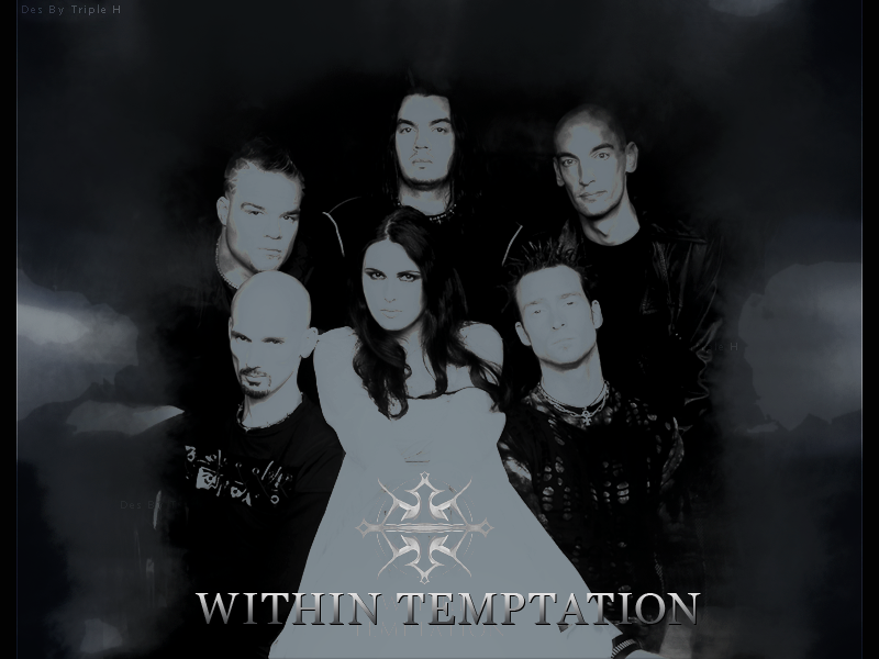Within Temptation by Mustafah00