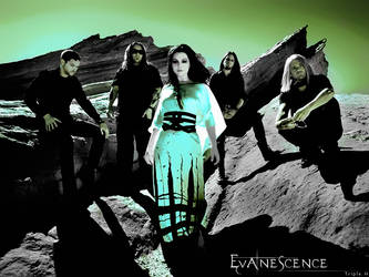 Evanescence 2011 by Mustafah00