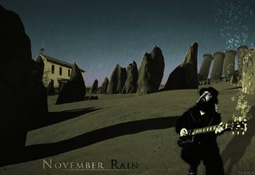 November Rain by Mustafah00