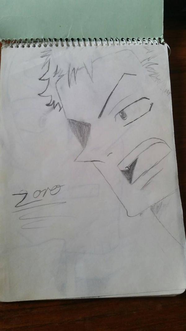 Zoro by ingwes99