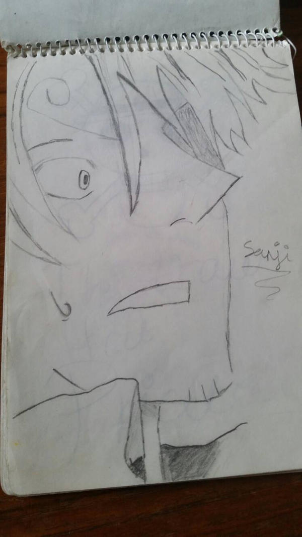 sanji x3 by ingwes99