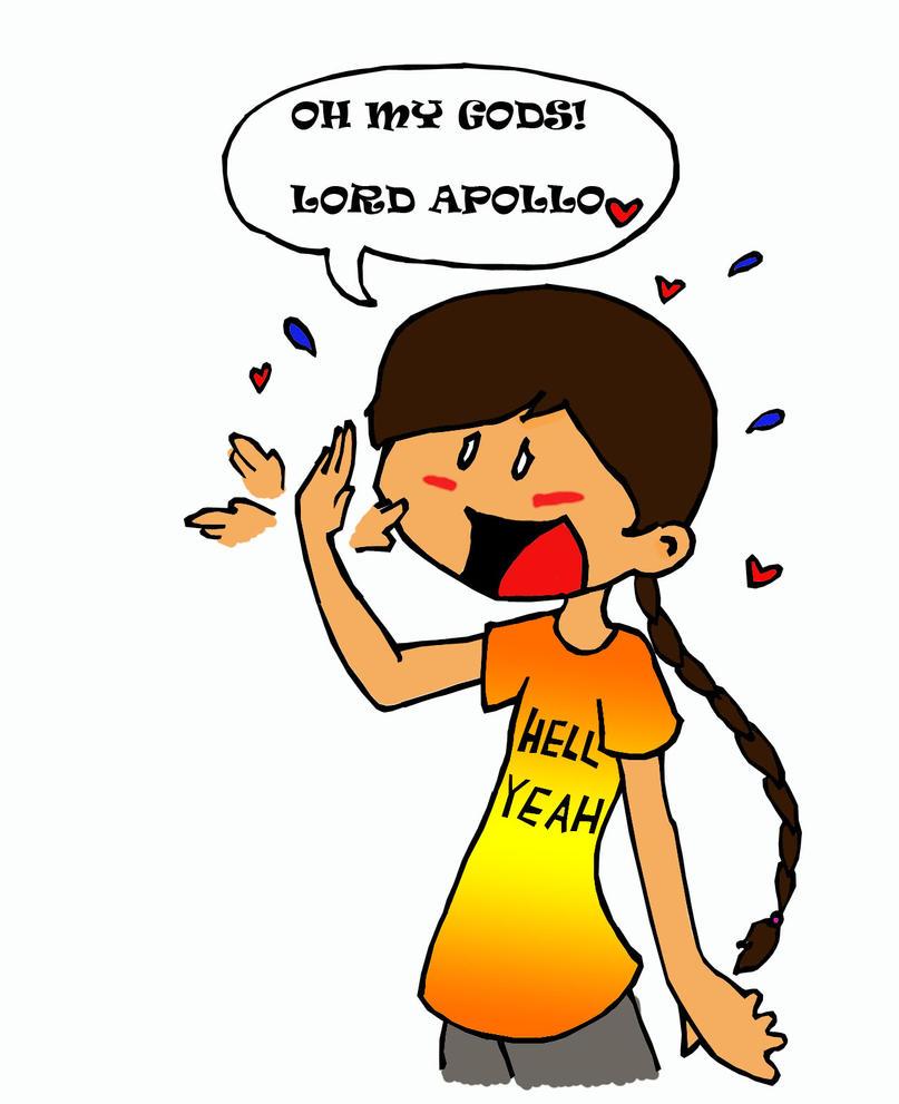 Lord Apollooh My Gods By Bratitude123 On Deviantart