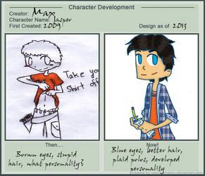 Jasper: Character Development