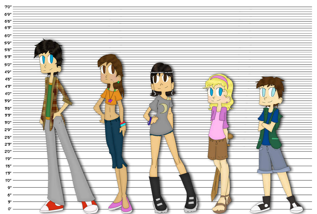PJaTO Character Height Chart 1 by bratitude123 on DeviantArt