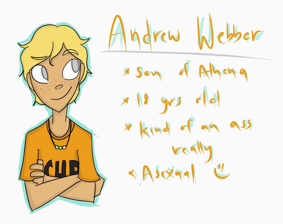 Andrew Webber by bratitude123