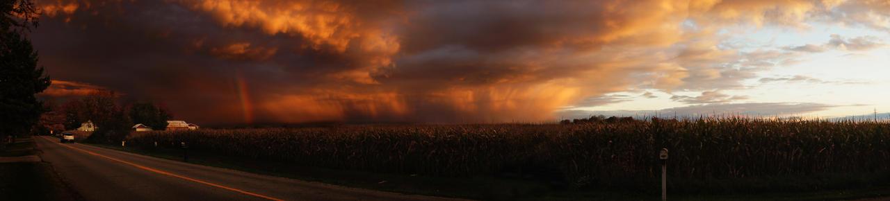 Cloud Burst by RollingFishays