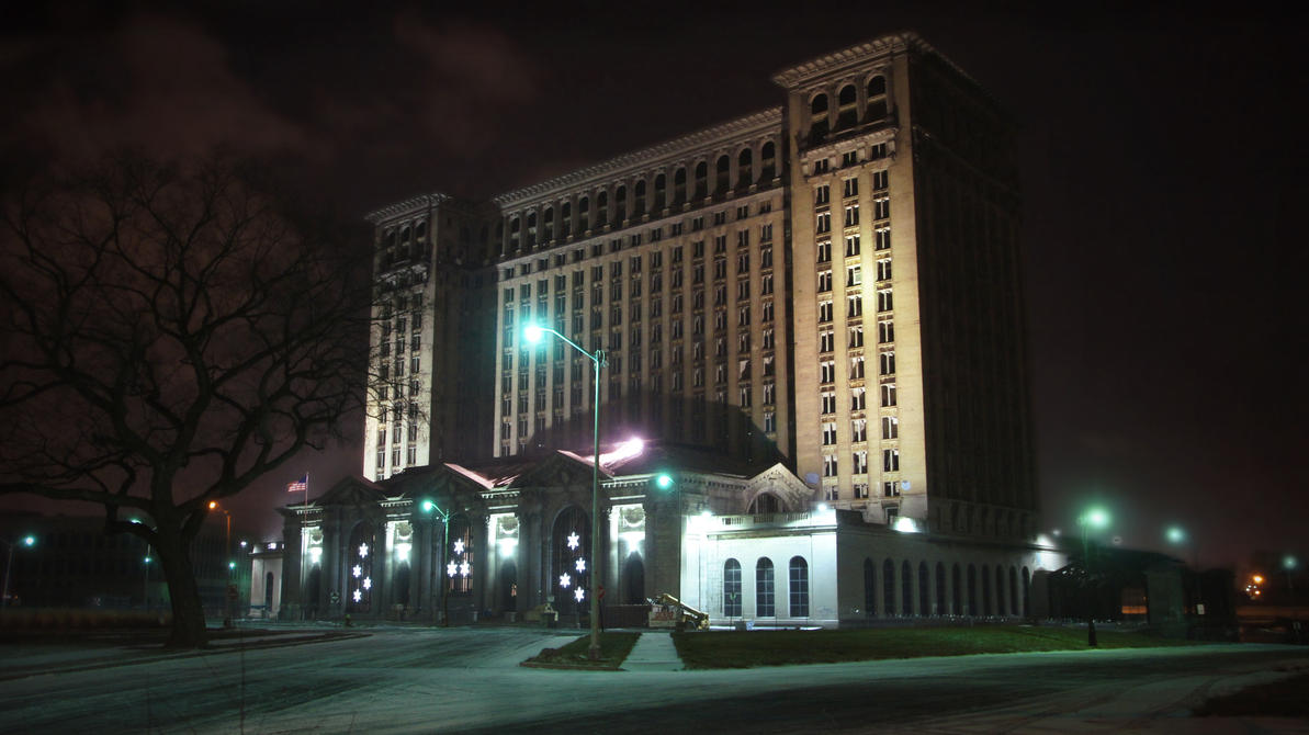 Detroit unadulterated it was the end of times it was the best of
