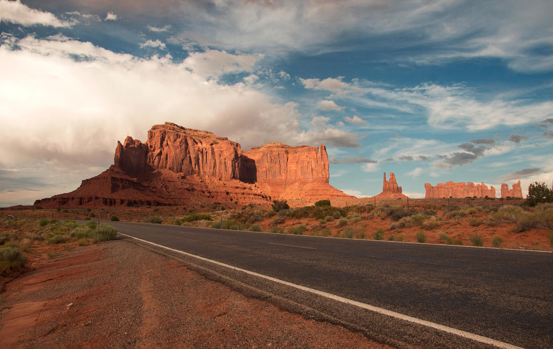Monument Valley 3 by RollingFishays