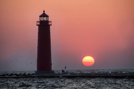 Grand Haven Sunset 2