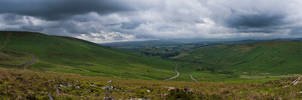 View from Hookney Tor