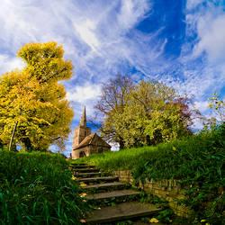 A Little Church in Cambridge by adamlack
