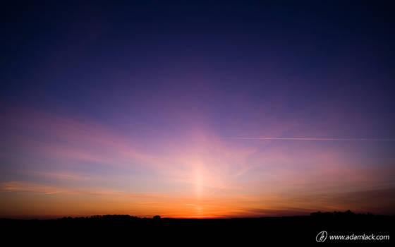The Sun Pillar