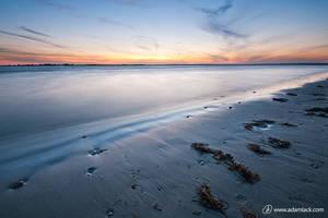 East Head Sunset by adamlack
