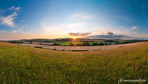 A Summer's Evening by adamlack