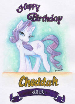 Birthday Card [Front]