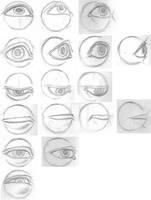 Eyes by chibiki