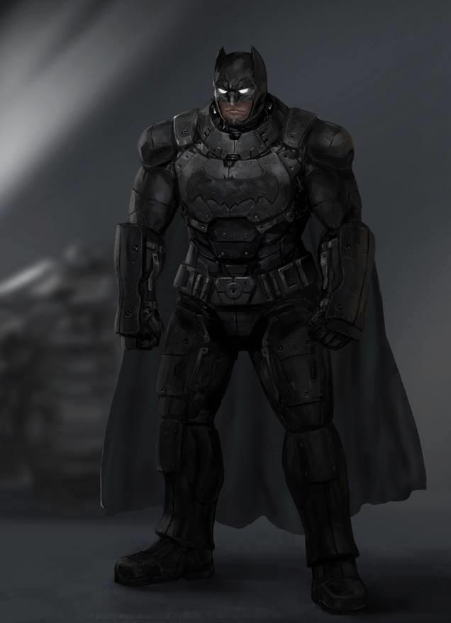 Batman From Batman V Superman Dawn of Justice by ...