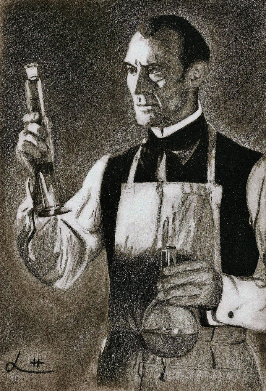 the cruel and insane dr victor frankenstein Study aids : characters henry clerval friend and schoolfellow of victor and elizabeth from childhood murdered by the creature victor describes him.