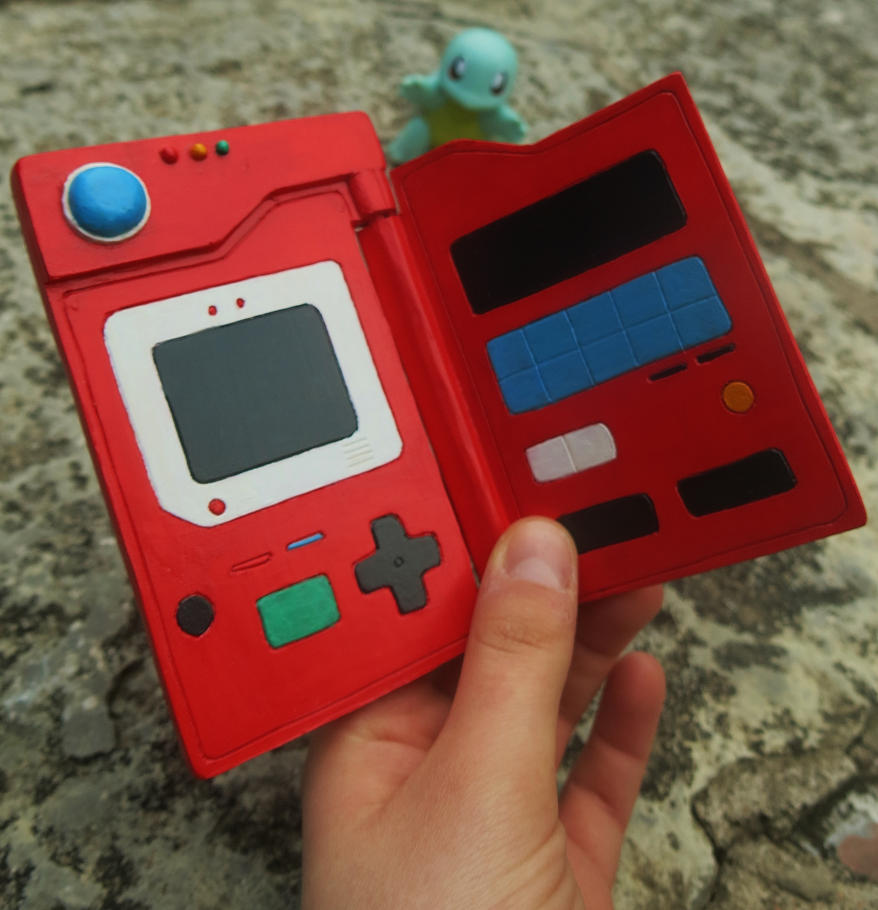 pokemon x how to get national pokedex