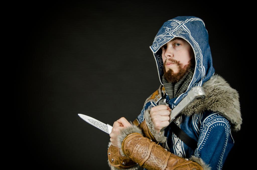 Assassin's Creed Revelation's cosplay by Sherlockian