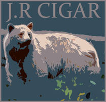 The J.R Cigar Bear