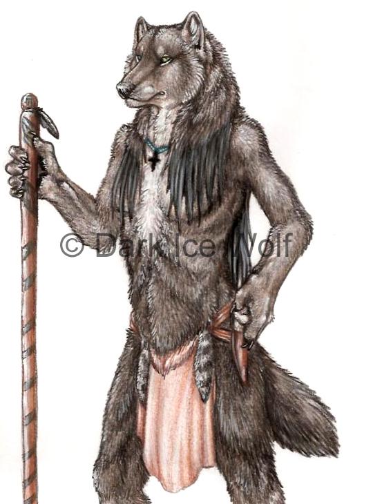 Ryvin for WarriorOfWolvenSoul by DarkIceWolf